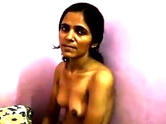 Nice Indian Aunty With Her Mambos Out