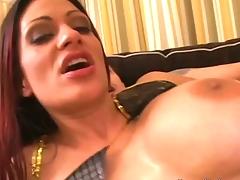 Persian slut with huge boobs loves