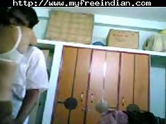 Indian Housewife Gets Nude