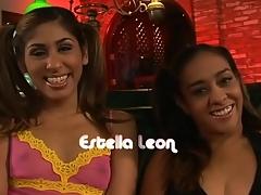 Sahara and Estelle Threesome