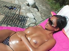The Naughtiest Indian Cougar -P.R- getting fucked