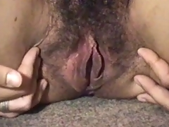 Curly pussy amateur