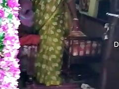 Desi Mature Tamil Aunty Hardcore Bitchy By Boy Part 1