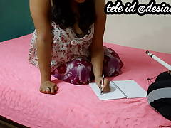 desi Poonam fucked by teacher – clear Hindi audio roleplay