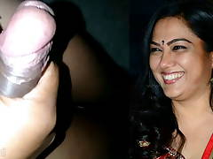 South Indian Bhabhi Actress Hema Desi Cum