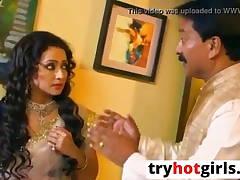Indian hot Bhabhi Ko Father In Law Ne Diya Charamshukh
