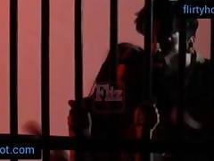 police station me Hui Bhabhi ki Dard Bhari chut ki chudayi