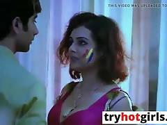 Indian Scorching Sexy Bhabhi and Devar Romance