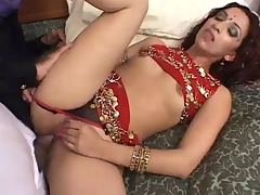 Exotic Indian Girl Wants Every Hole Drilled