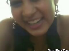 Indian Legitimate Amateur On Webcam