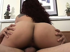 Naughty Indian babe with a lovely ball-sac and perky tits Munta receives pounded by two guys