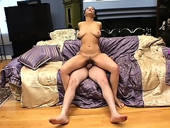 Thrilling Indian girl with amazing big pantoons wants to get fucked hard