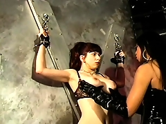 Big servitude fans show their unfathomable hunger for scorching punishments
